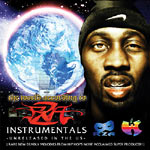 RZA - World According To Inst. CD
