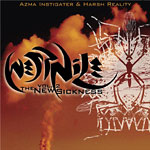 Azma & Harsh Reality - West Nile 2 CD