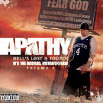 Apathy - Hell's Lost & Found 2xCD