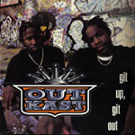 "Outkast - Git Up, Git Out 12"" Single"