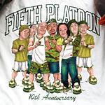 Fifth Platoon - 10th Anniversary T-Shirt