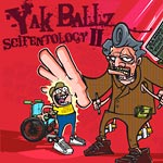 Yak Ballz - Scifentology II CD