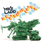 Mike Ladd - Nostalgialator CD