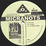 "Micranots - All Live 12"" Single"