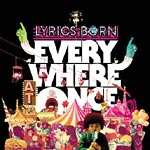 Lyrics Born - Everywhere at Once 2xLP