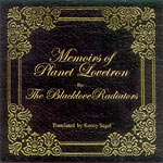 The Blacklove Radiators - Memoirs / Planet Lovetron CD