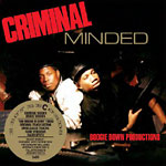 Boogie Down Productions - Criminal Minded Deluxe 2xCD