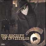 The Society Of Invisibles - The Society Of Invisibles CD