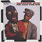 "Masta Ace - Me and the Biz 12"" Single"