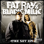 Fat Ray & Black Milk - The Set Up CD