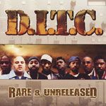 DITC - Rare & Unreleased CD