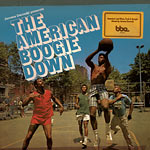Jerome Derradji presents - The American Boogie Down 2xCD