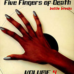 Paul Nice - 5 Fingers of Death Vol. 4 LP