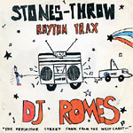 DJ Romes - Rhythm Trax vol. 2 LP