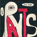 "James Pants - We're Through 12"" Single"