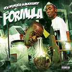 9th Wonder & Buckshot - The Formula 2xLP