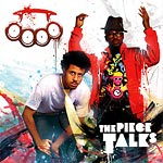 CRAC (Blu & Ta'Raach) - The Piece Talks CD
