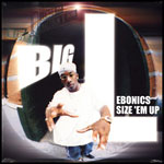 "Big L - Ebonics (re-issue) 12"" Single"