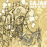 Gajah (Acid Reign) - Hair Off My Chest CDR