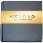 Atmosphere - When Life Gives... DELUXE CD+DVD