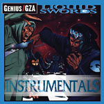GZA - Liquid Swords Instros CD