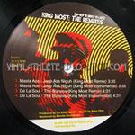 "King Most - Remixes 12"" Single"