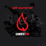 All Natural - Elements: Fire CD