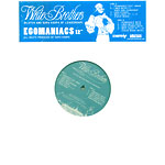 "Write Brothers - Egomaniacs (used) 12"" EP"