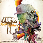 TOPR (Top Ramen) - The Marathon of Shame CD+DVD