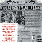 Little Vic - Each Dawn I Die CD