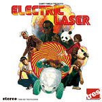 Giant Panda - Electric Laser CD