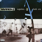 Warren G - Regulate...G Funk Era 2xLP