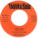 "El Michels Affair - Creation 7"" Single"