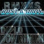 "Diplo & Don Rimini - Bust A Move Remixes 12"" Single"
