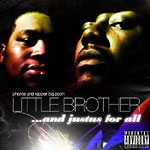 Little Brother - And Justus For All CD