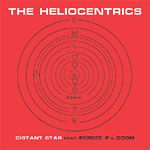 "The Heliocentrics - Distant Star 12"" Single"