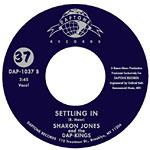 "Sharon Jones & Dap-Kings - 100 Days, 100 Nights 7"" Single"
