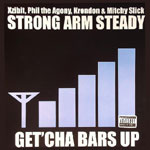 "Strong Arm Steady - Get'Cha Bars Up (used) 12"" Single"