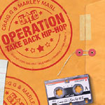 Craig G & Marley Marl - Operation Take Bk Hip Hop CD