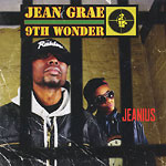 Jean Grae & 9th Wonder - Jeanius (PE cover) CD