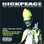 Nick Peace - San Nico Instrumentals 2xCD