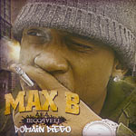 Max B (Biggaveli) - Domain Diego CD