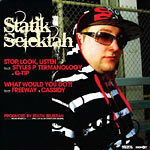 "Statik Selektah - Stop, Look, Listen 12"" Single"
