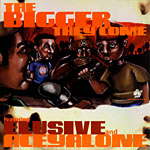 """Aceyalone - The Bigger They Come 12"""" Single"""