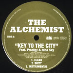 "The Alchemist - Key to the City 12"" Single"