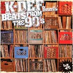K-Def - Beats From the 90s CD