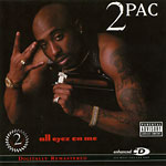 2Pac - All Eyez On Me 2xCD