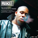 "Reks - Say Goodnight 12"" Single"