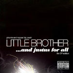 "Little Brother - And Justus For All 12"" EP"