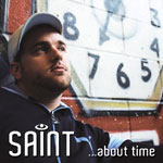 Saint - About Time CD